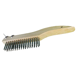 Stainless Steel Bristle Utility Brush