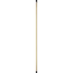 5' Wooden Handle w/screw thread end