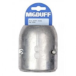 Zinc Shaft Anode With Insert Anode To Suit 60MM