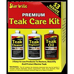 Premium Teak Care Kit 946ml