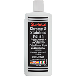 Star brite Chrome & SS Polish 250 ml