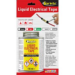 Liquid Electrical Tape - 118ml Black
