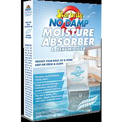 No Damp® Hanging Moisture Absorber & Dehumidifier 396g