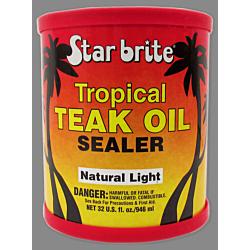Star brite Tropical Teak Oil/Sealer Light 473ml