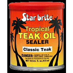Star brite Tropical Teak Oil/Sealer Classic 473ml