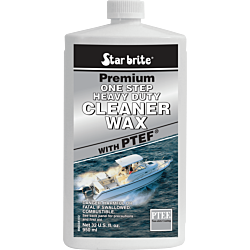 One Step Cleaner Wax 1ltr