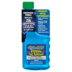 237ml Star Tron Enzyme Fuel Treatment - Super Concentrated Diesel Formula