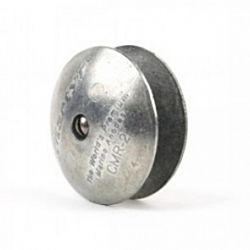 Magnesium Hull Anode Disc (Pair) With Bolt 70MM Dia