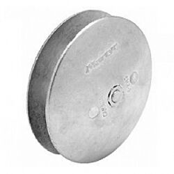 zinc Hull Anode disc (pair) 165mm dia X 44mm thick