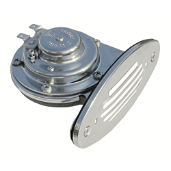 Mini Drop-In Horn c/w SS Grill - Low Pitch