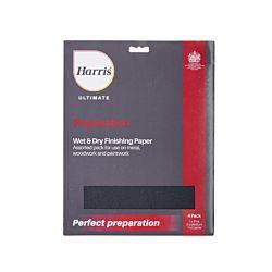 Wet & Dry Harris Aluminium Oxide Paper