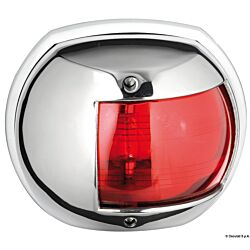 Maxi 20 Navigation Lights Made of Mirror-Polished AISI316 Stainless Steel