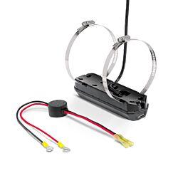 HELIX MEGA SI+, DI+, Dual Spectrum CHIRP w/ Temp, Trolling Motor Transducer