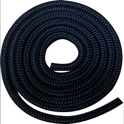 Waveline 12mm Dock Line Navy 200M