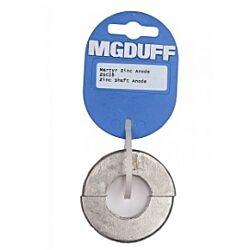 MGDuff Zinc Shaft Collar Anode To suit dia 28MM