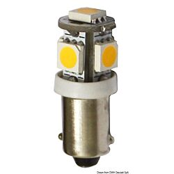 Navigation light 12 V BA9S 0.9 W 61 Lum (x1)