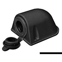 Watertight Socket, Black