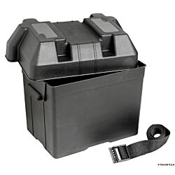 Battery Box Black Moplen 95 A