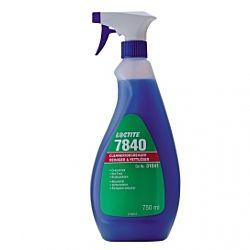 7840 Natural Blue Cleaner 750ml Bottle
