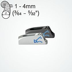 Clamcleat 1-4mm Racing Micros