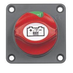 Panel-Mounted Battery Master Switch