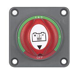 Panel-Mounted Battery Mini Selector Switch