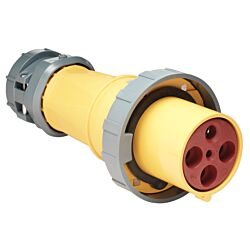 Connector, 100A 125/250V, For Inlet