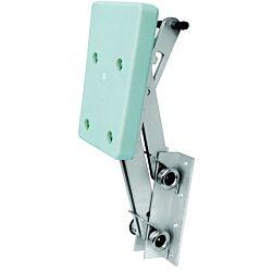 Outboard Engine Bracket Ali c/w Plastic Pad (40kg)
