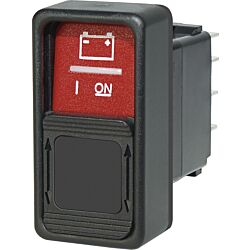 SPDT Remote Control Contura Switch - (ON)-OFF-(ON) - (Bulk)