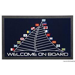 Format Antiskid Doormat 50 x 80 cm Flags