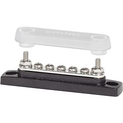 Common 100A Mini BusBar - 5 Gang with Cover