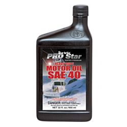 Pro Star Super Premium Heavy Duty Motor Oil SAE 40 - 950ml