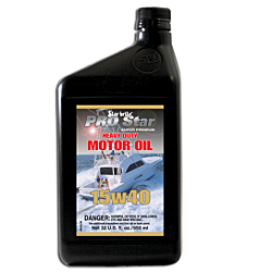 Pro Star Super Premium Heavy Duty Motor Oil SAE 15W 40 - 950ml