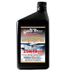 Pro Star Super Premium Synthetic Blend 4 Stroke - 950ml