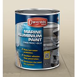 Owatrol GLV (Aluminium Paint) 2.5 ltr