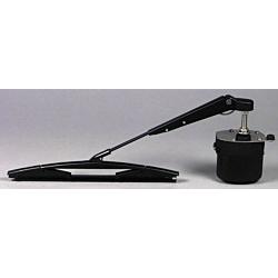 Standard Wiper Motor Kit, 80 or 110 Degree, 12 Volt Motor w/Arm & Blade