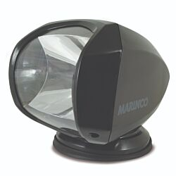 Precision Spot Light, 12/24 Volt, 100W, Black