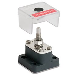 Single 8mm Insulated Stud with Power Tap Plate