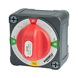 Pro Installer 400A EZ-Mount Battery Selector Switch (1-2-Both-Off)