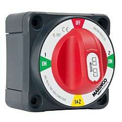 Pro Installer 400A Selector with Field Disconnect Battery Switch - MC10