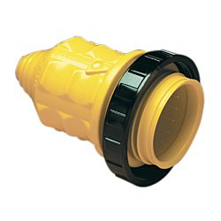 Weatherproof Cover With Threaded Sealing Ring, 20A/30A, Export