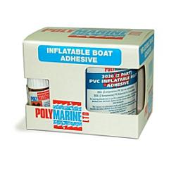 PVC (3026) 2 Part Adhesive - 250ml Tin &10ml cure