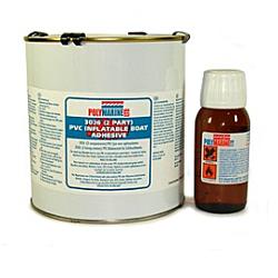 PVC (3026) 2 Part Adhesive - 1L Tin & 40ml cure