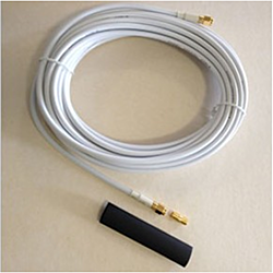 External GPS 30ft antenna extension cable kit