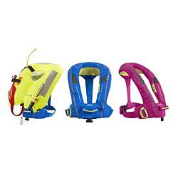 Deckvest Cento 100N Junior Harness Lifejacket