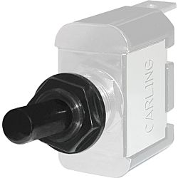 WeatherDeck® Toggle Switch Boot - Black
