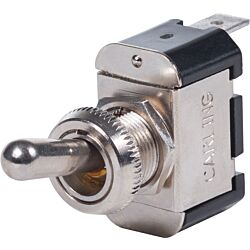 WeatherDeck® Toggle Switch SPST - (ON)-OFF