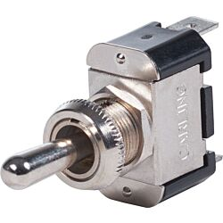 WeatherDeck® Toggle Switch SPDT - (ON)-OFF-(ON)