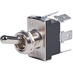 WeatherDeck® Toggle Switch DPDT - ON-OFF-ON