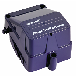 V-Series Auto Float Switch With Cover